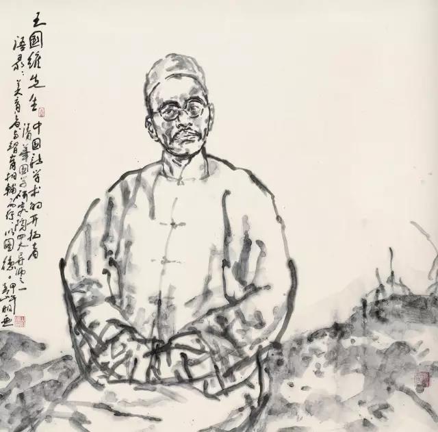 艺术实践杂记——吴山明-第3张