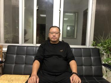 中国现代书画家——吴庆祥