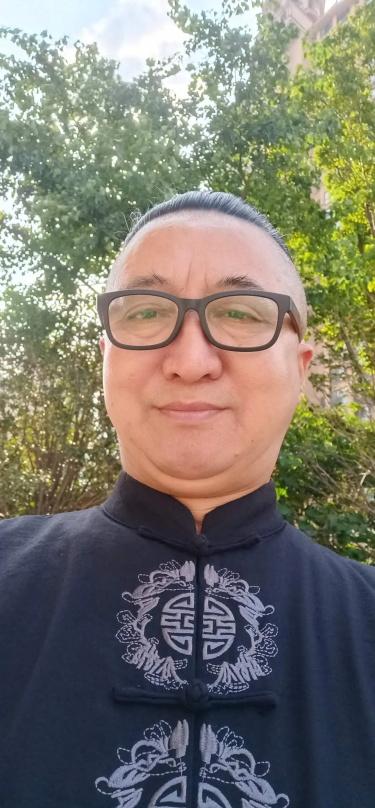 中国现代书画家——孙芹、方营然、许孔勉、薛天佑