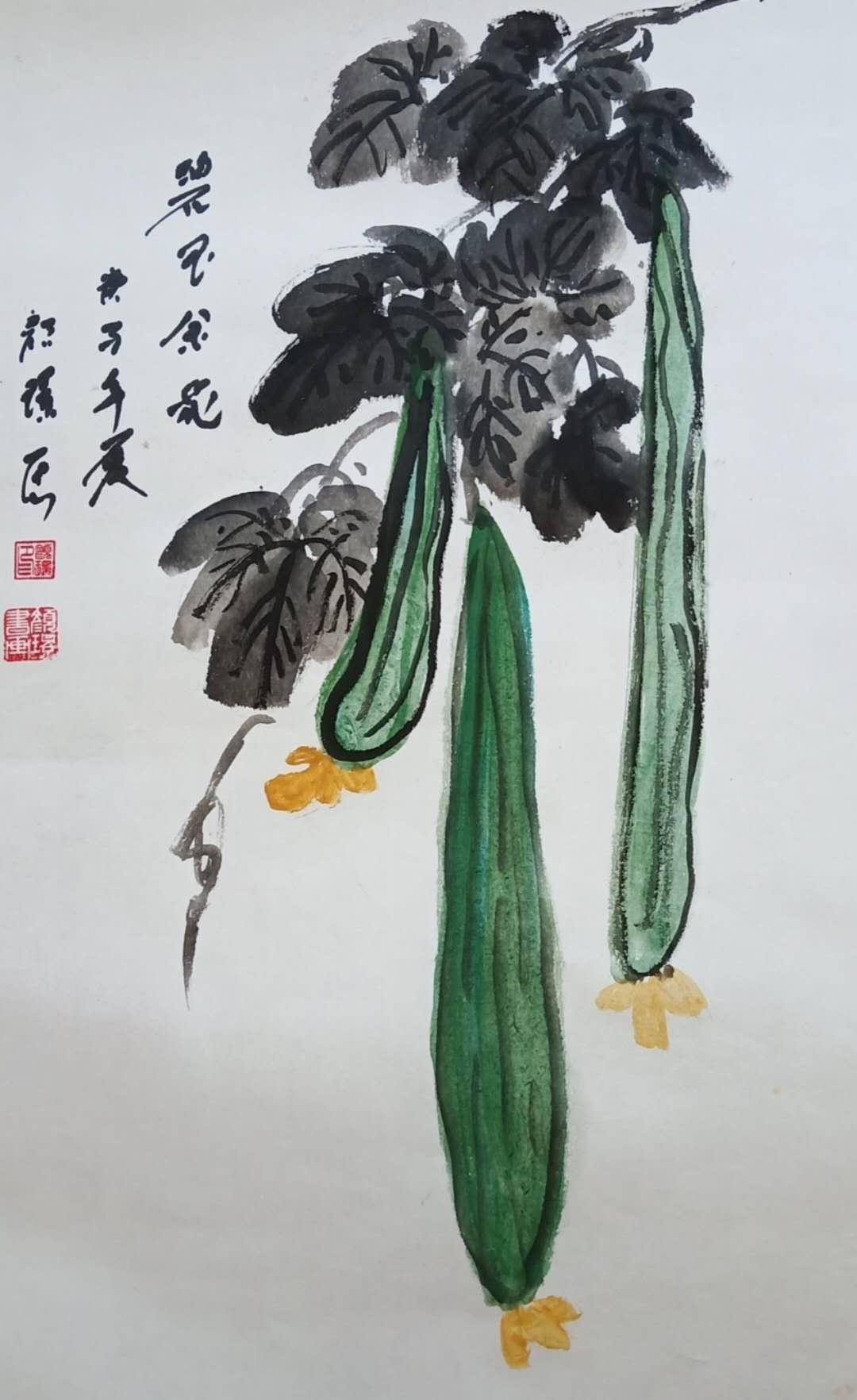 中国现代书画家——顏璟-第3张