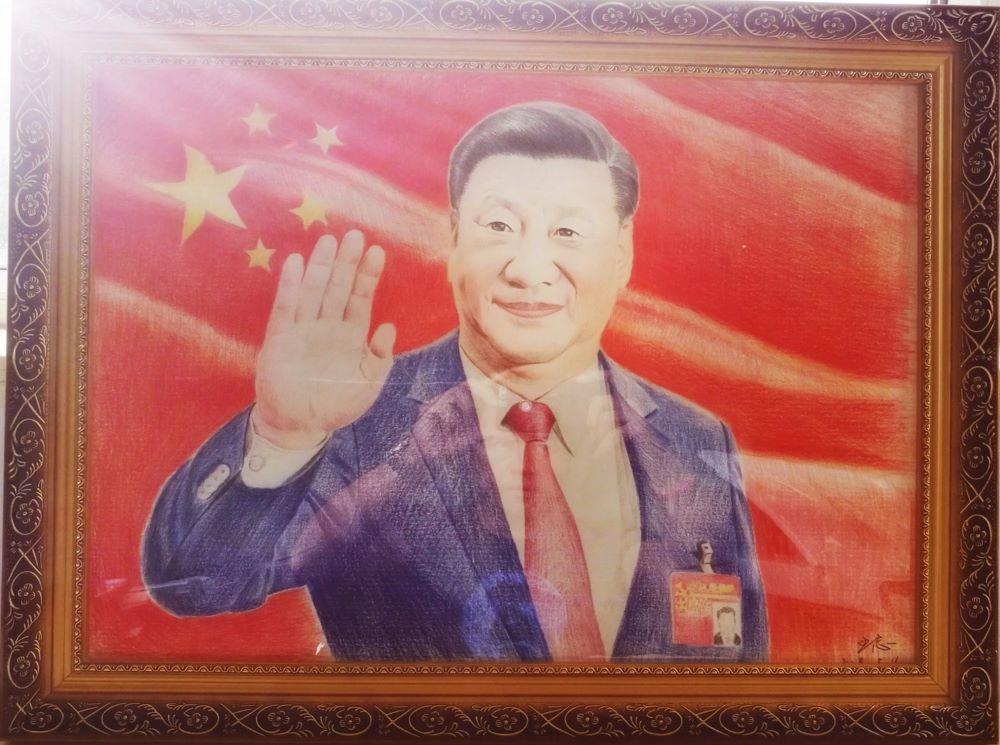 中国现代书画家——王志-第3张